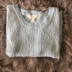 Sweaters - Baby Blue Sweater